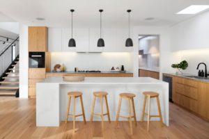 מטבח עם רהיטים - תמונה להמחשה